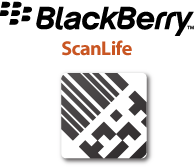 ScanLife for Blackberry